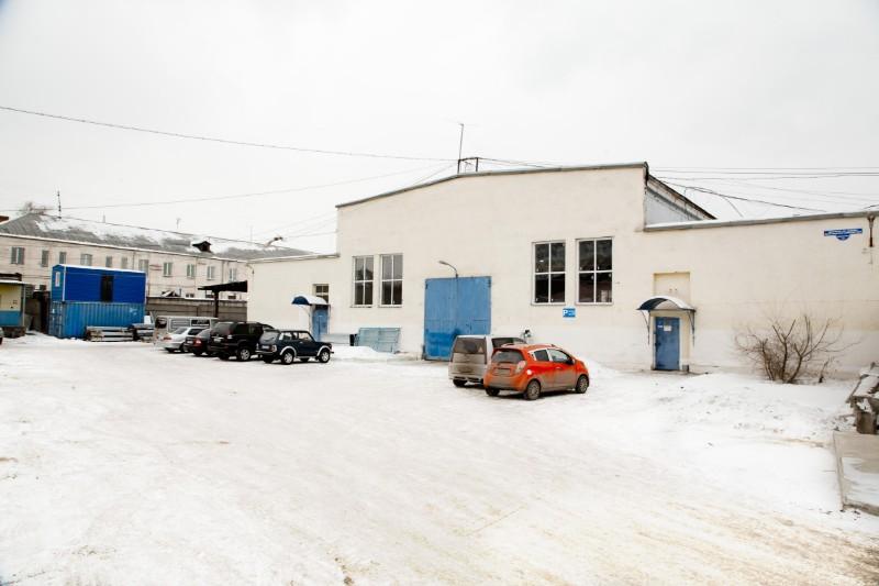 Фасад компании «РусПК»